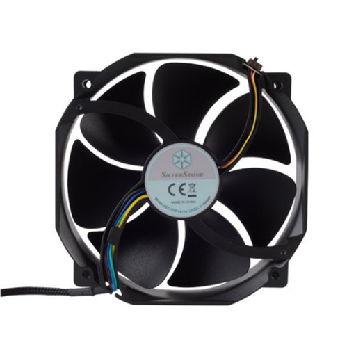 Silverstone FHP-141 Fan for CPU Cooler and Computer Case Cooling
