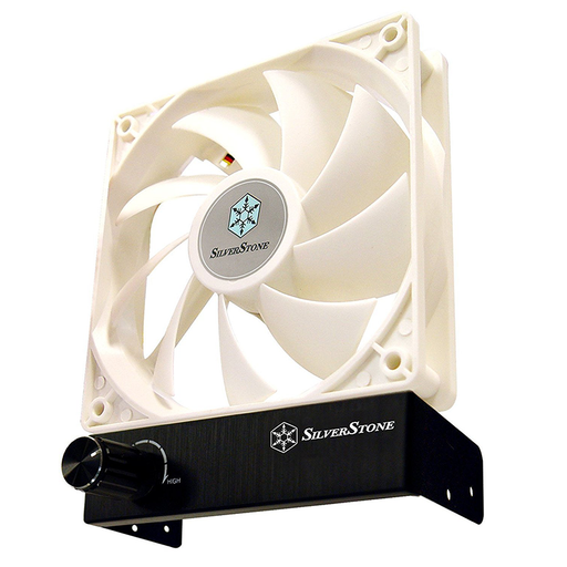 SilverStone FM121B Case Fan with Speed Control