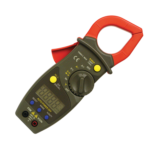 Elenco ST-3030 Auto ranging AC/DC Digital Clamp Meter