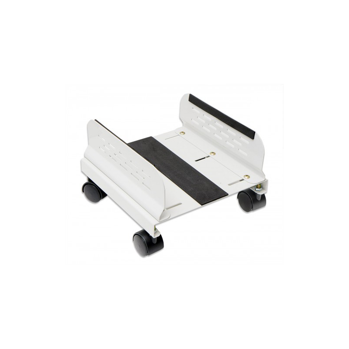 Syba SY-ACC65056 Steel PC Stand for ATX Case with Adj. Width with Caster wheels