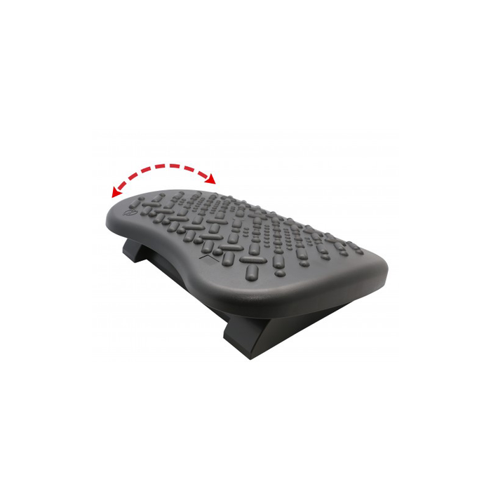 Syba SY-ACC65069 Ergonomic Foot Rest with Angle Tilt