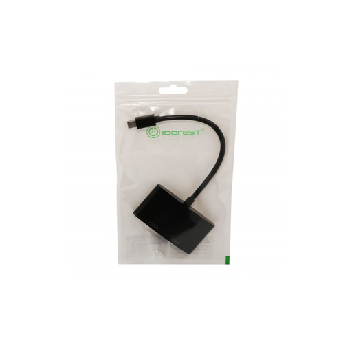 Syba SY-ADA33029 Mini DisplayPort to HDMI/VGA Adapter