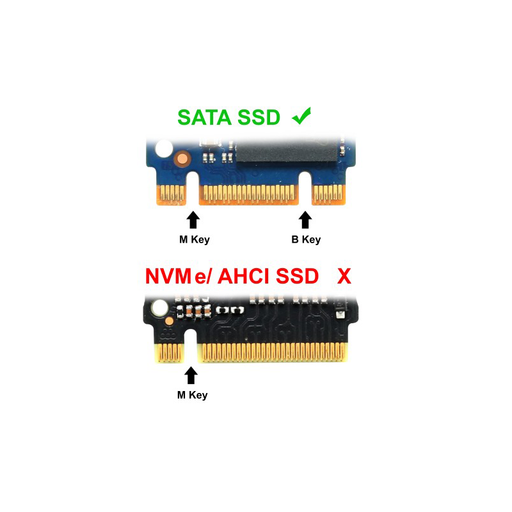 Syba SY-ADA50088 USB 3.1 to M.2/mSATA SSD Adapter