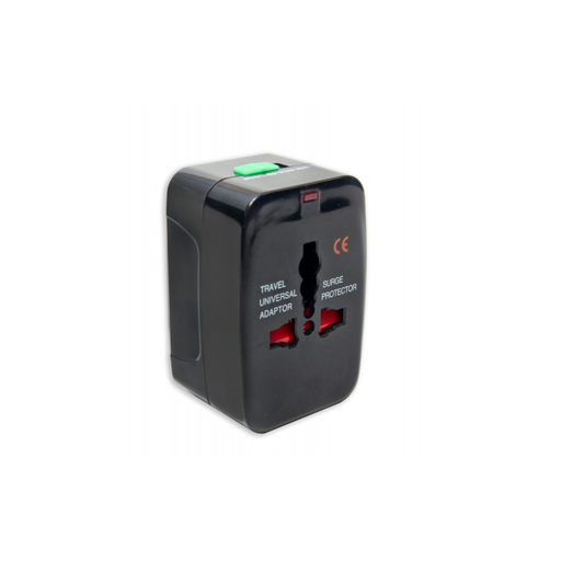 Syba SY-ADA60004 Universal Travel Power Plug (US, UK, Australia, and Europe)