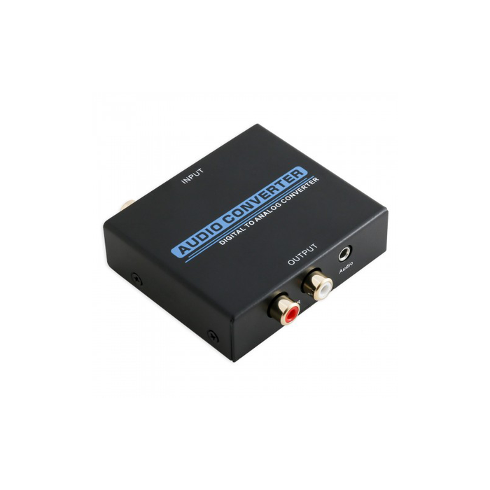 Syba SY-AUD60012 Digital to Analog Audio Converter