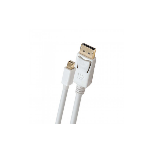 Syba SY-CAB33025 15 ft Mini DisplayPort 1.2 to DisplayPort 1.2 Cable