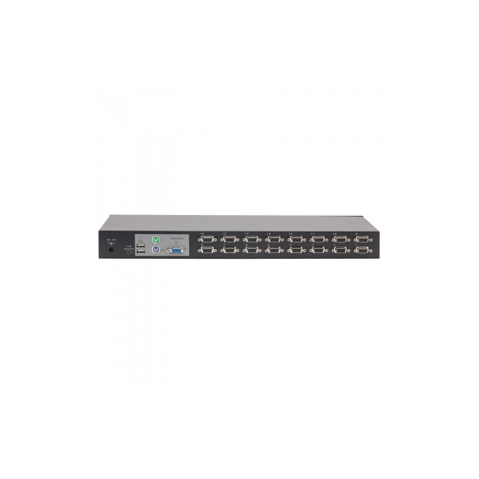 Syba SY-KVM50084 16 Port USB PS/2 Combo KVM Switch