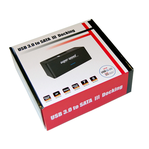 Bytecc T-300  USB 3.0 to SATA III Docking Station