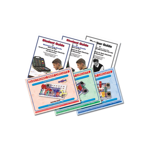 Elenco TG-500 Snap Circuits® Teachers Pack for SC-500R