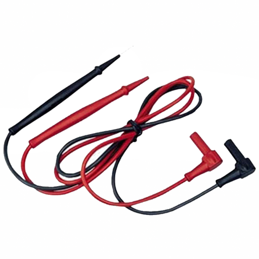Ideal TL-102 Silicone Test Leads - Red/Black
