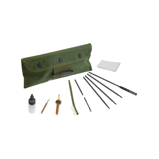 UTG TL-A041 Model 4/AR15 Cleaning Kit Complete with Pouch