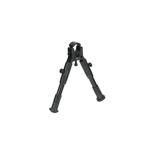"UTG TL-BP18S-A New Gen Reinforced Clamp-on Bipod, Cent Ht 6.2""-6.7"""