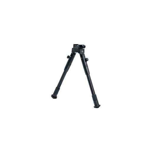 "UTG TL-BP69S New Gen High-pro Shooters Bipod, Rubber Feet, 8.7""-10.6"""