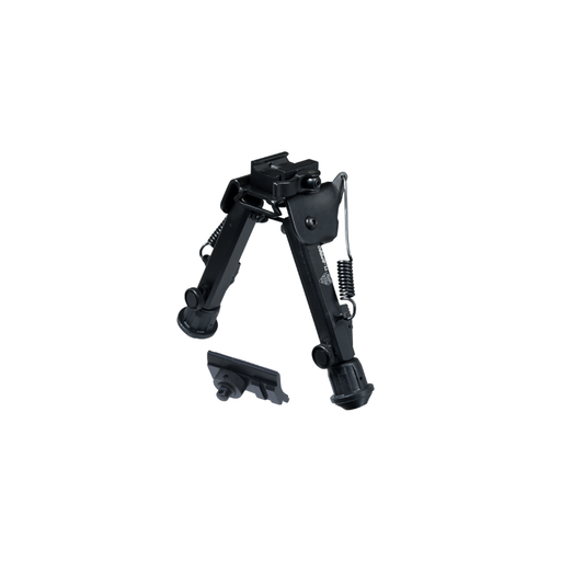 "UTG TL-BP98Q Super Duty Bi-pod with QD Lever Mount, Height 6.0""- 8.5"""