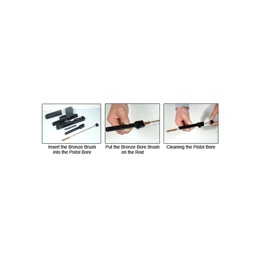 UTG TL-CLP9MMKT 9MM Pistol Cleaning Kit