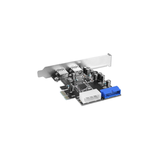 Vantec UGT-PC345 4-Port USB 3.0 PCIe w/internal 20 pin Host Card