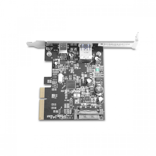 Vantec UGT-PC371AC Vantec 2-Port USB 3.1 Gen II Type A/C PCIe Host Card