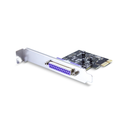 Vantec UGT-PCE10PL 1-Port Parallel PCIe Card