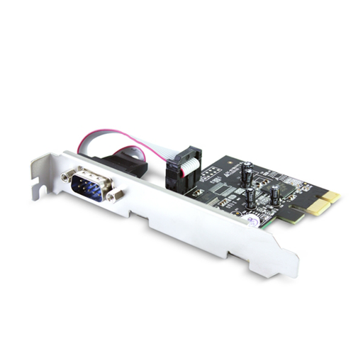 Vantec UGT-PCE10SR 1-Port Serial PCIe Host Card
