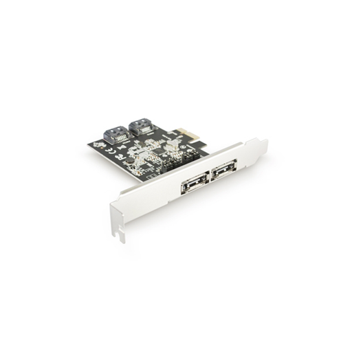 Vantec UGT-ST622 2 Channel 4-Port SATA 6Gbps PCIe Host Card