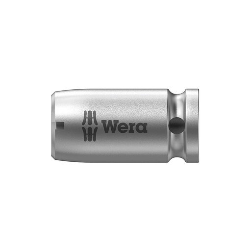 "Wera 05042605001 1/4"" Square to 1/4"" Hex Adaptor"