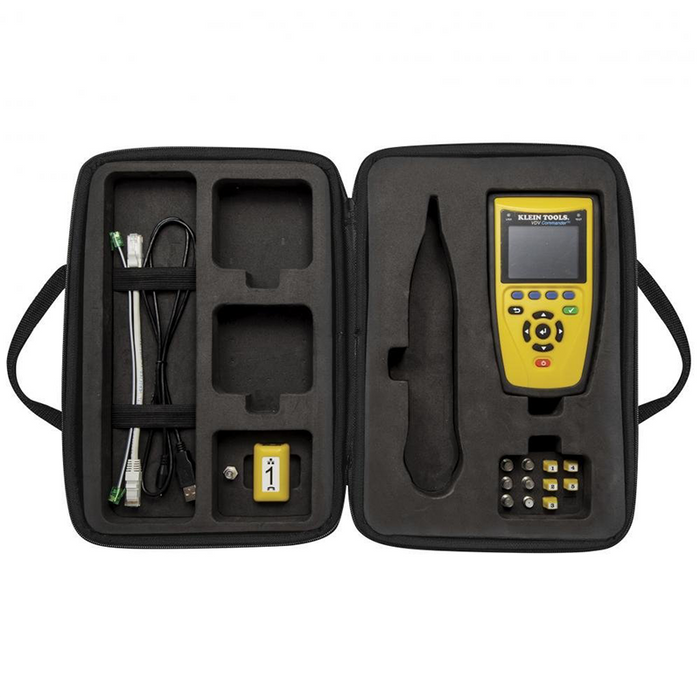 Klein Tools VDV501-828 VDV Commander Test Kit