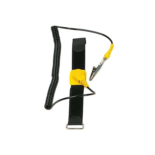 Velleman AS2 Black Anti-Static Wrist Strap