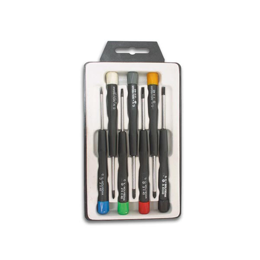 Velleman VTSET13 Precision Screwdriver Set, 7 Piece