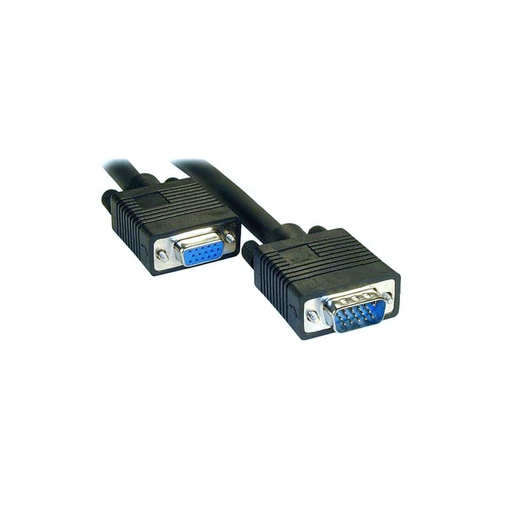 Bytecc VGA-15MF  VGA Male to VGA female Cable with Ferrites