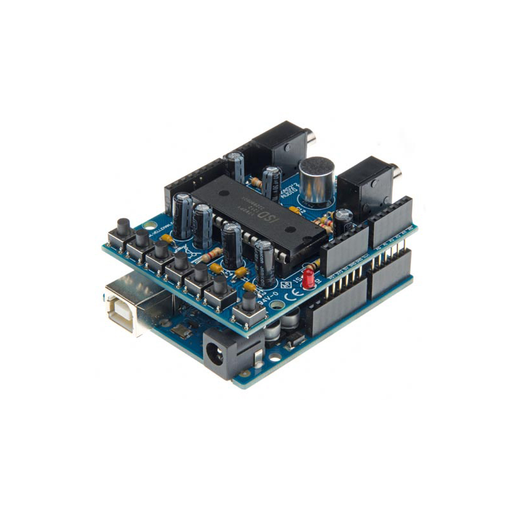 Velleman VMA02 Audio Shield for Arduino