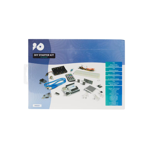 Velleman VMA501: Arduino Compatible DIY Kit with Uno R3