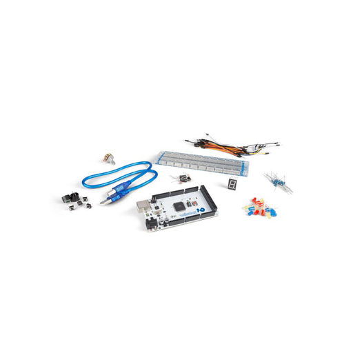 Velleman VMA502: Basic Arduino Compatible DIY Kit with Mega 2560