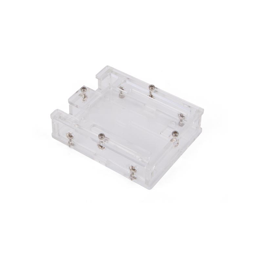 Velleman VMA506 Transparent Box Case Shell For Arduino Uno R3