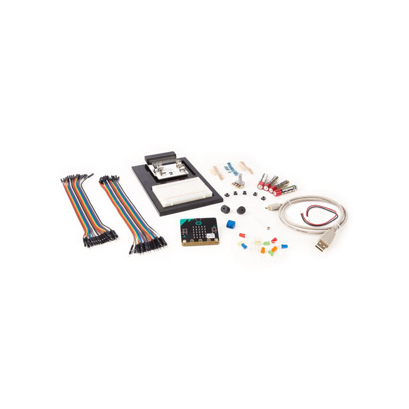 velleman vmm002 microbit advanced kit  u2014 eio com
