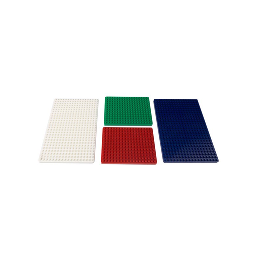 Velleman VTBB7 Set Of Plates For Mini Breadboards - 4 Pcs