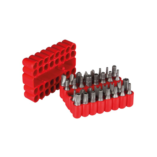 Velleman VTBT5 33 Pcs Security Bit Set