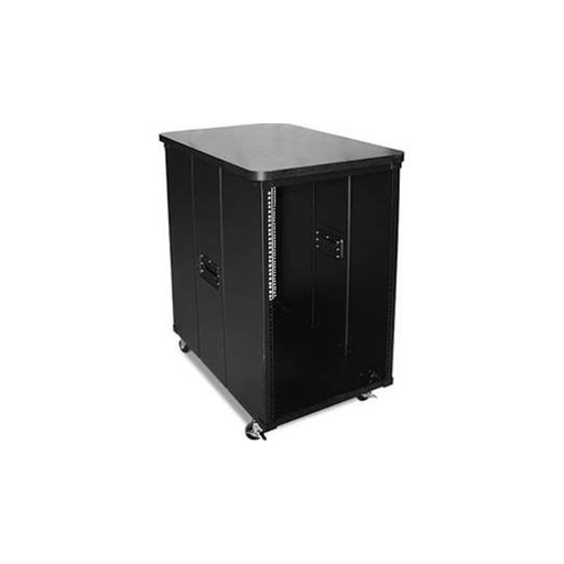 iStarUSA WD-1880-WT 18U 800mm Depth Simple Server Rack with Wood Top