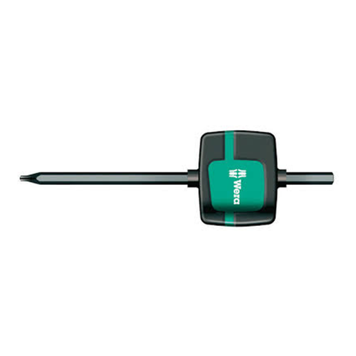 Wera 05026373001 T15 + 4 x 47mm Torx + Hex Combination Flagdriver