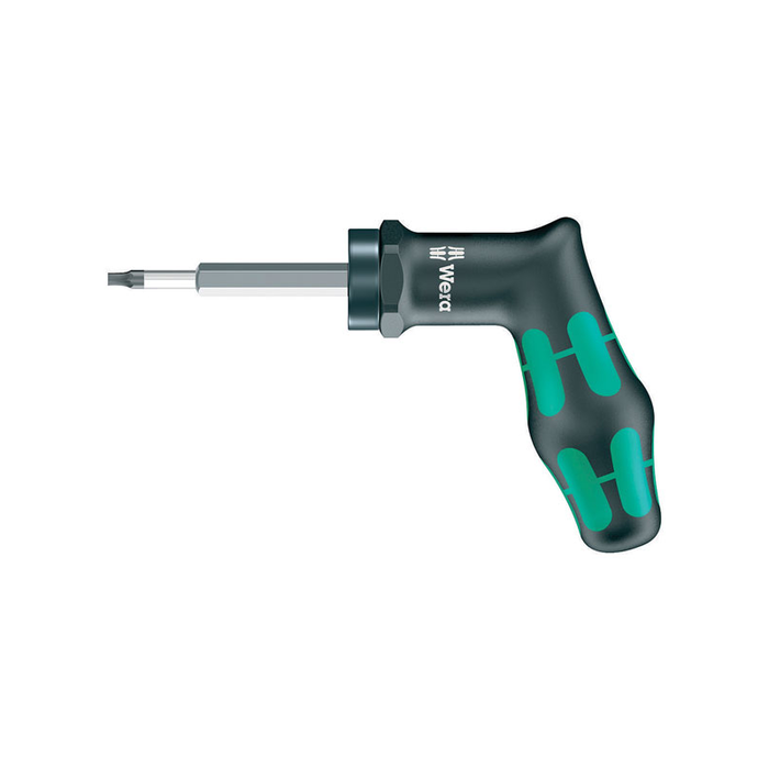 Wera 05027913001 4mm, 5 Nm Hex Torque-indicator Pistol Grip Screwdriver