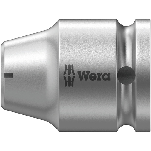 "Wera 05042705001 1/2"" Square to 1/4"" Hex Adaptor"