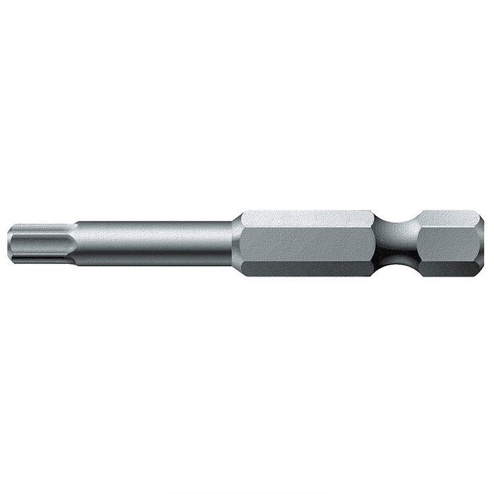 "Wera 05135099001 1/4"" x 50mm Hex Power Bit"