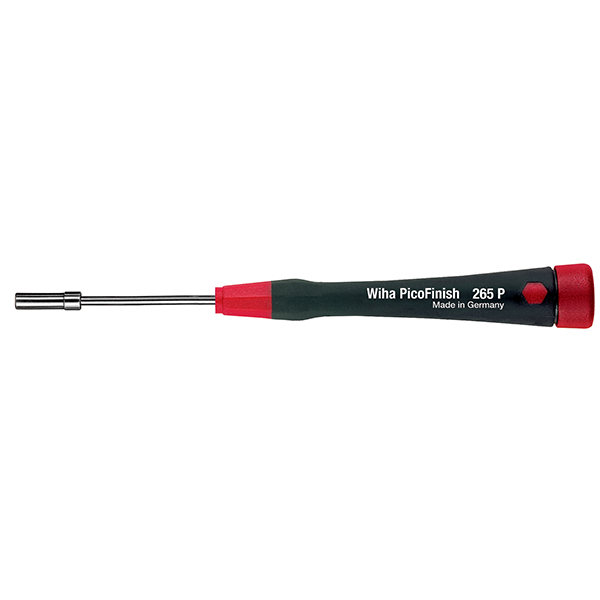 "Wiha 26576 3/16"" x 60mm PicoFinish Precision Nut Driver"