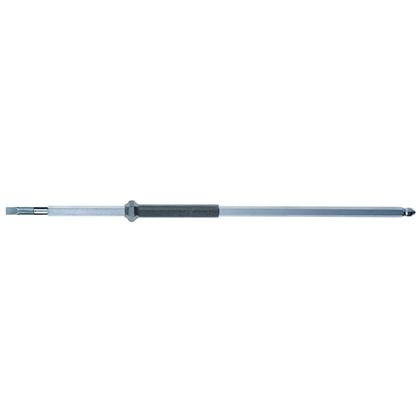 Wiha 28536 2.5mm x 175mm Slotted Torque Screwdriver Blade