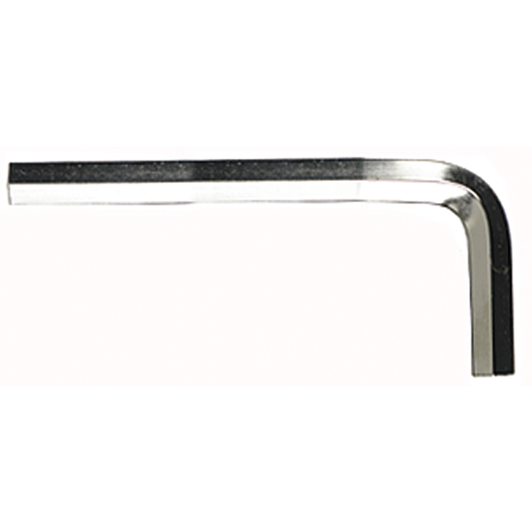 "Wiha 35162 7/32"" x 77mm Hex L-Key Short Arm Nickel"
