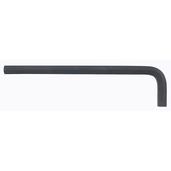 "Wiha 35228 9/64"" x 100mm Black Hex L-Key Long Arm"