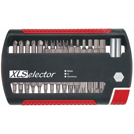 Wiha 79490 31 Piece Security XSelector Bit Set