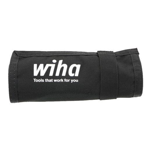Wiha 91459 Precision Rollup Pouch With Clasp