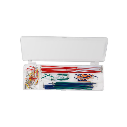Velleman WJW140 Assorted Jumper Wire Set (140 Pcs)