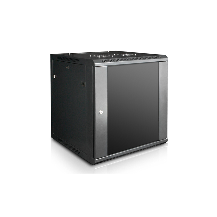 iStarUSA WM1560-SFH25 15U 600mm Depth Wallmount Server Cabinet With 1U Tray
