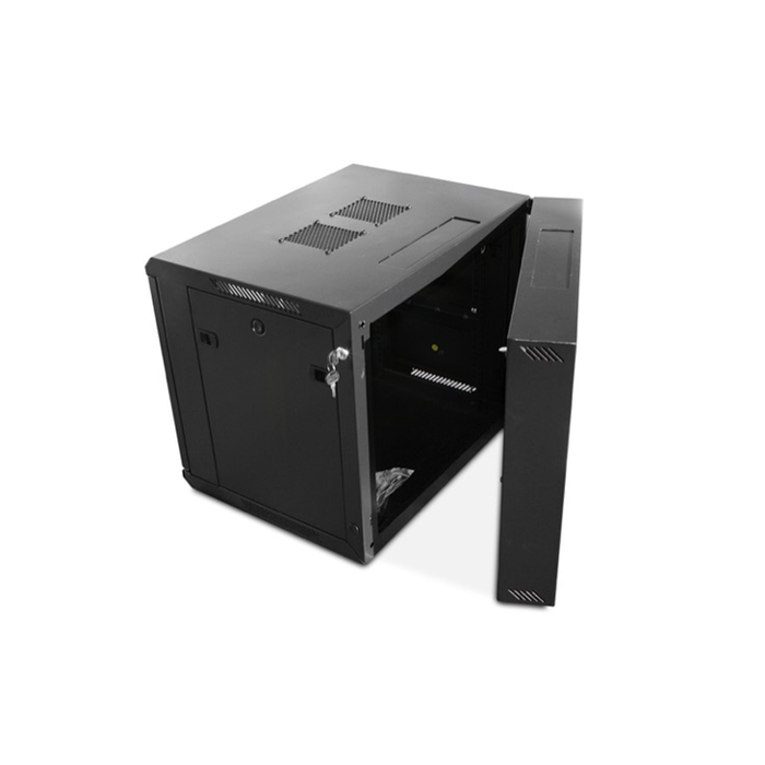 iStarUSA WMZ-955 9U 550mm Depth Swing-out Wallmount Server Cabinet